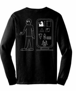 Proof of Ancient Gaming Longsleeve