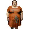 Eternal Life Tunic Dress