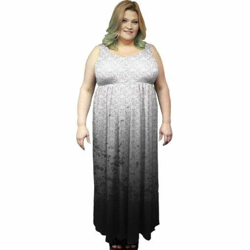 Eleanor Walks Alone Empire Waist Dress