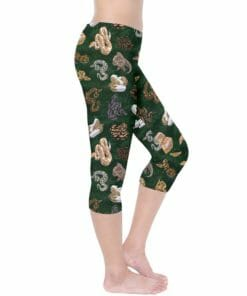Ball Python Morph Capri Leggings