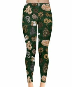 Snakes in the Grass Ball Python Leggings