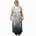 Stingray Empire Waist Dress