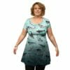 Narwhal Beluga Party Tunic Dress