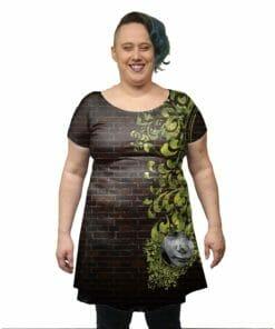 Looking Glass Tunic Dress