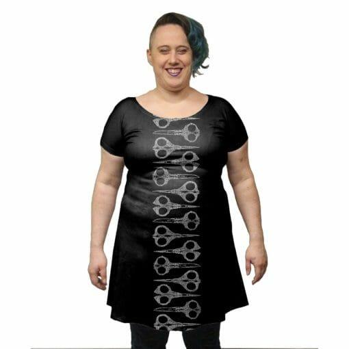 Running With Scissors Tunic Dress