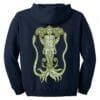 The Innsmouth Look Hoodie with Zipper