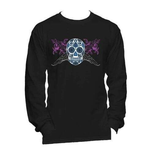 Sugar Skull Long-Sleeve