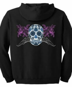 Sugar Skull Hoodies