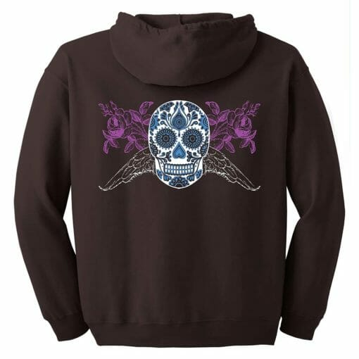Sugar Skull Hoodies