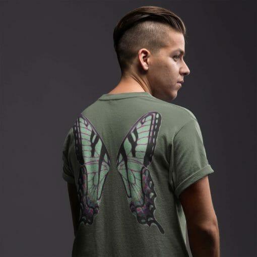 Green Fairy Wing Shirt