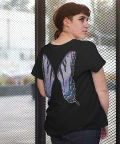 Purple Fairy Wing Shirt