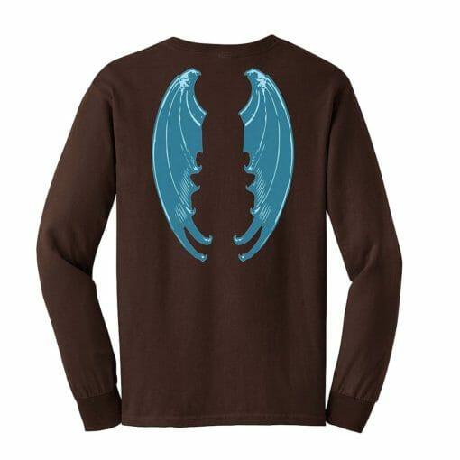 Blue Dragon Wing Longsleeve