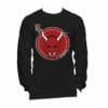 Red Death Long Sleeve Tee