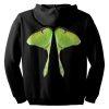 Luna Moth Zip Hoodie