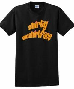 Shirty McShirtface