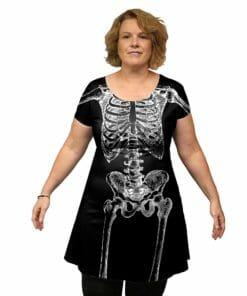 Skellington Tunic Dress